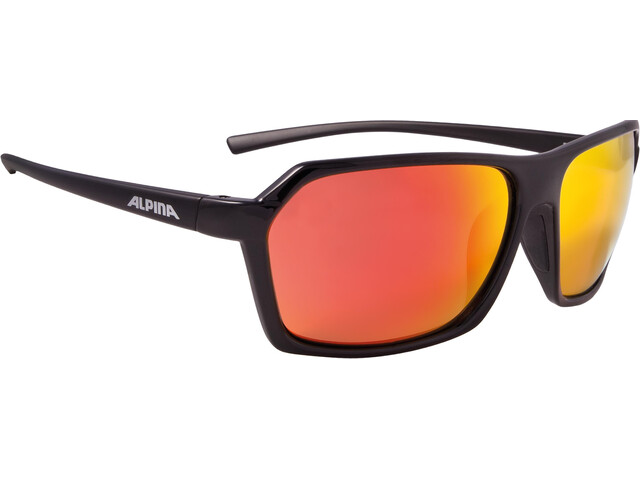 Alpina Finety Cykelglasögon svart